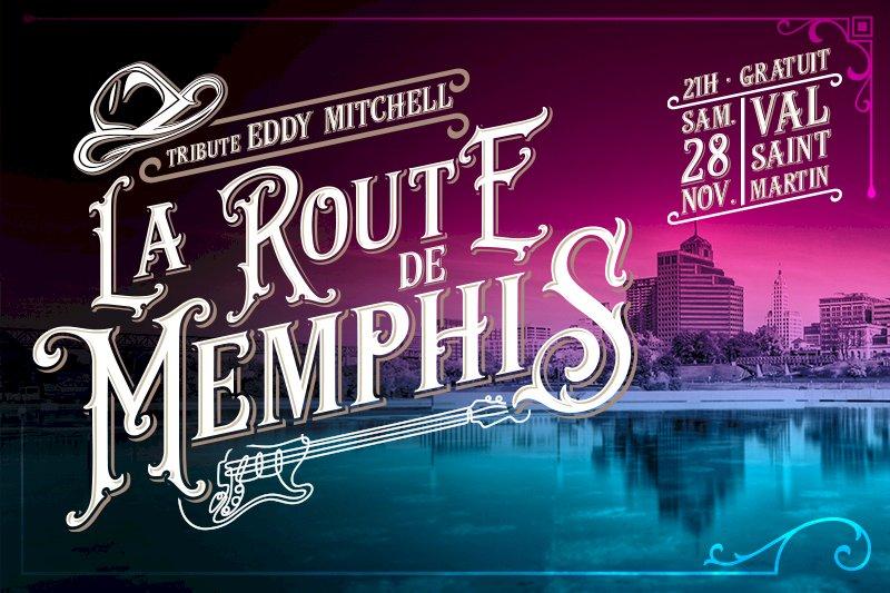 Annulé - La Route de Memphis - Pornic le blog