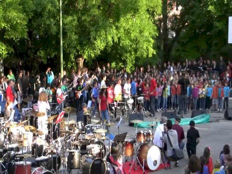 Grande fête de l'école de musique