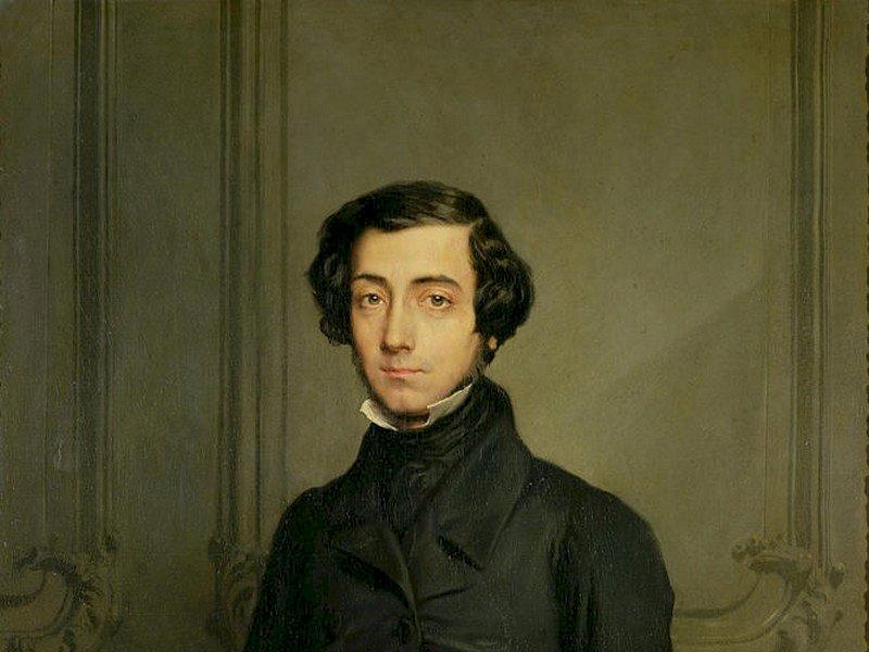 Pensée politique et littérature - Tocqueville et la Démocratie en Amérique