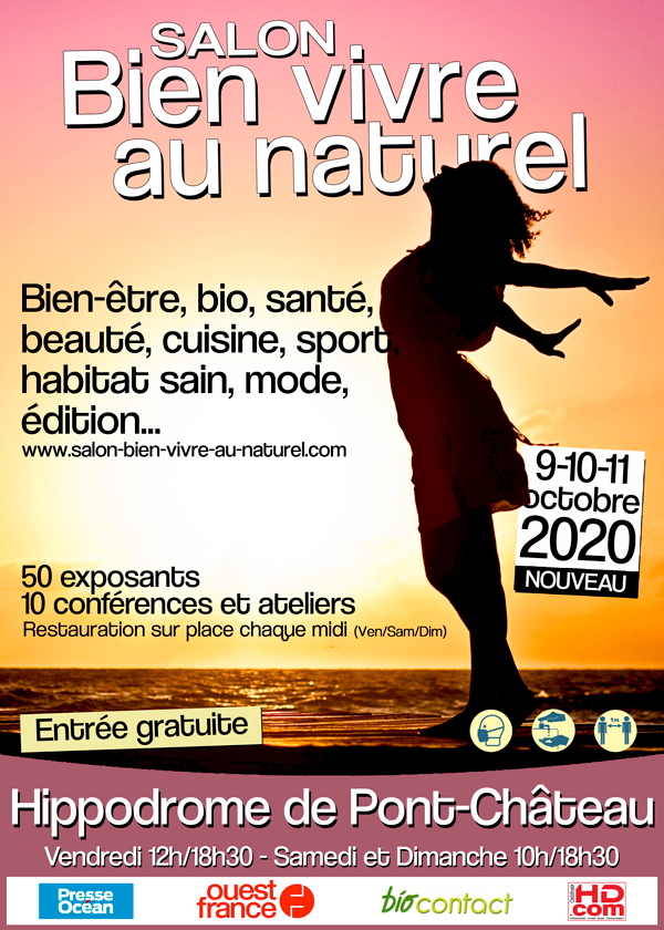 Salon Bien vivre au naturel Pont-Château 2020
