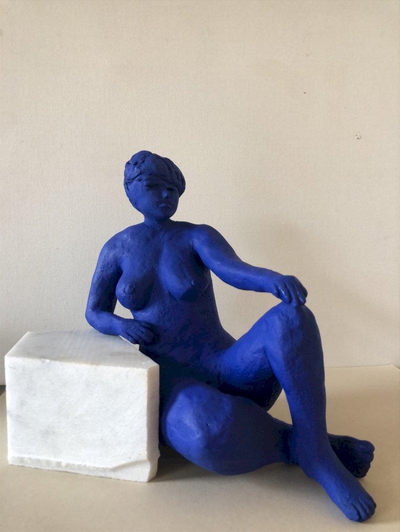 Exposition de peintures, sculptures, pastels, photos sur un air d'Italie