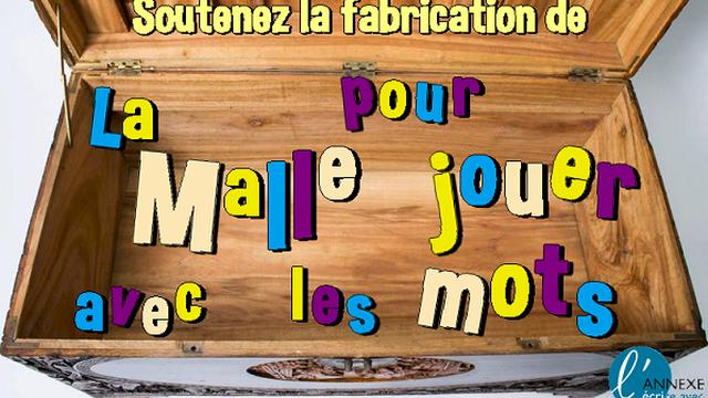 Atelier La Scribouille par L'Annexe de Nantes