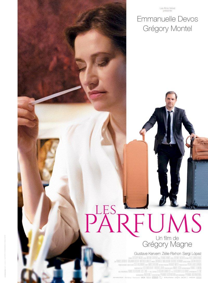 Ciné-clic, comédie « Les parfums »