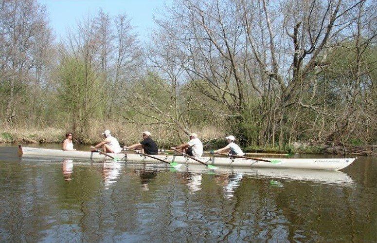 Journée portes ouvertes, Rowing club, aviron