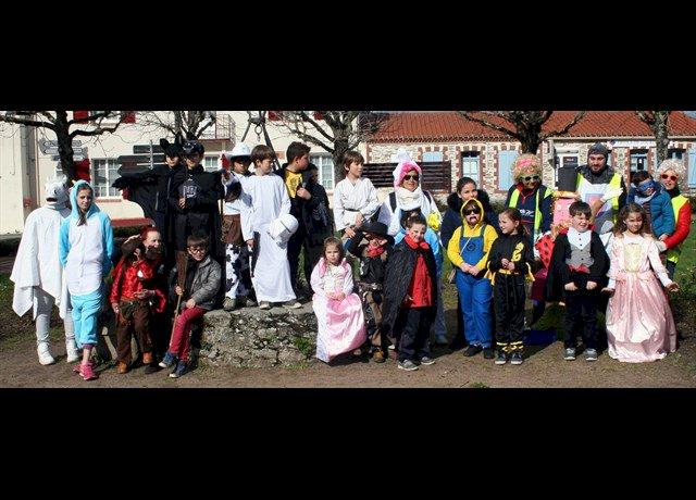 Agenda Les Moutiers-en-Retz : Carnaval (Animation jeunes) - Ouest-France