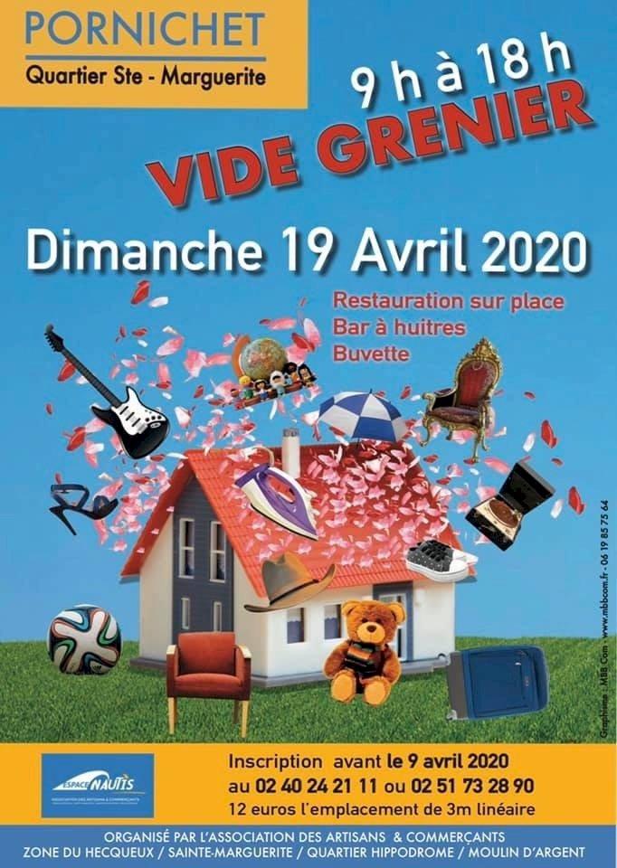Vide-greniers quartier Sainte-Marguerite