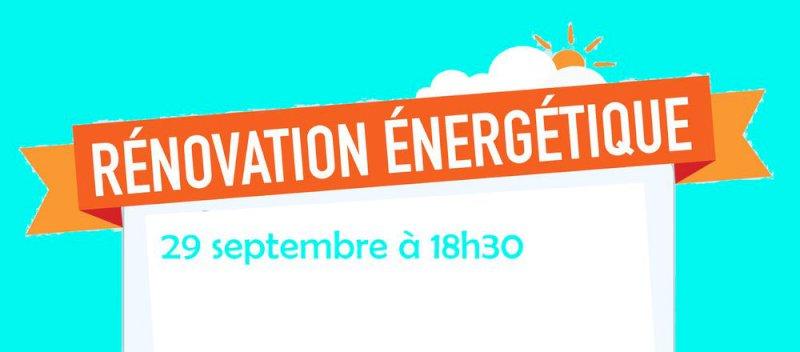 Un nouvel atelier  pour l'atelier sur les aides financières à la rénovation énergétique des logements    savenay