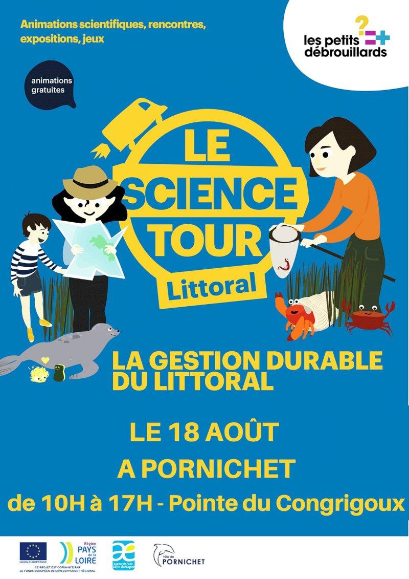 Science tour littoral