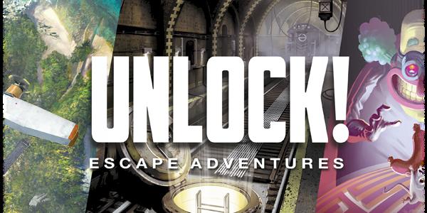 Soirée jeux escape game, c'est déjà complet !