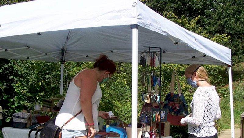 Nort-sur-Erdre. Un marché de créateurs en centre bourg   Presse Océan