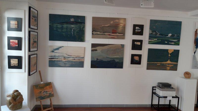 Exposition « 4 femmes, 4 artistes »