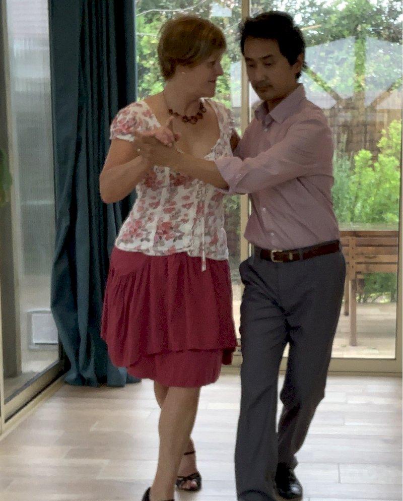 Tango argentin et swing