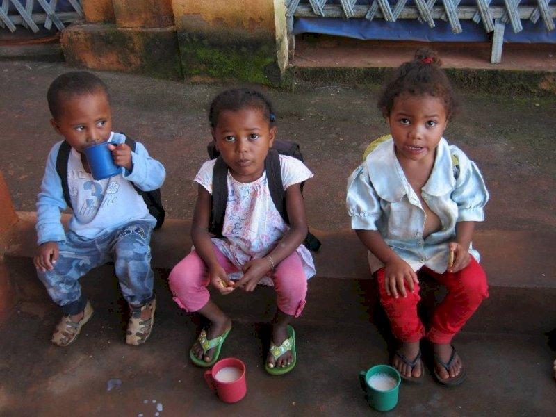 Mobilisation pour Madagascar