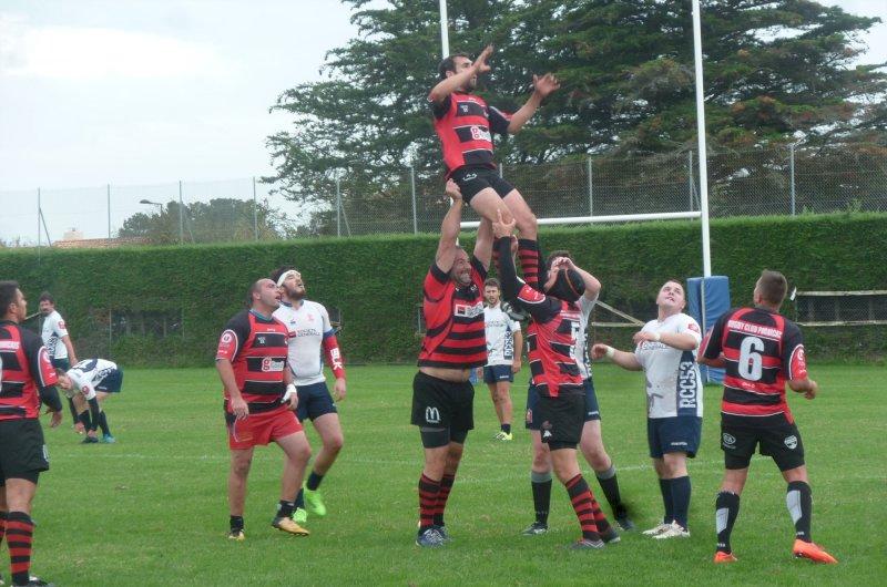 Rugby 1 et 2 Séries régionales