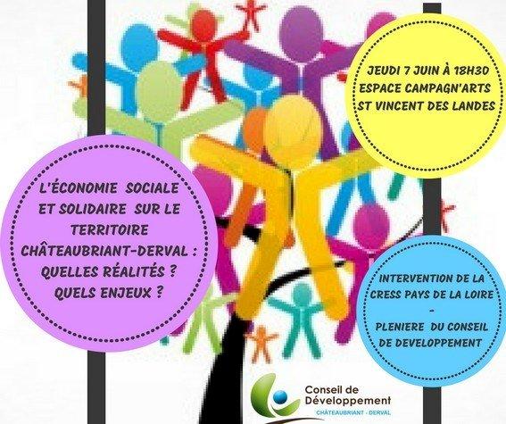 Économie sociale et solidaire et Conseil de développement