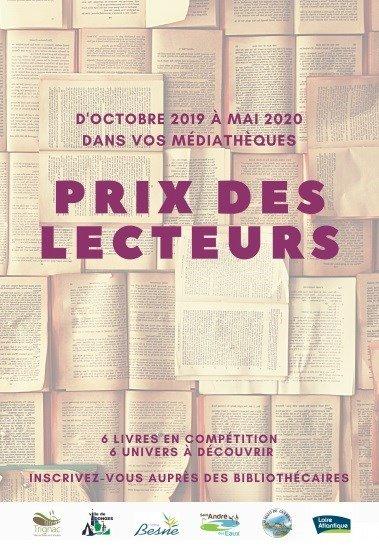 Prix des lecteurs 2019-2020