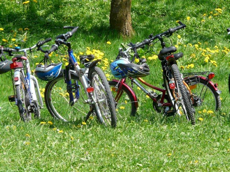 Randonnée VTT et pédestre plus cyclo familial