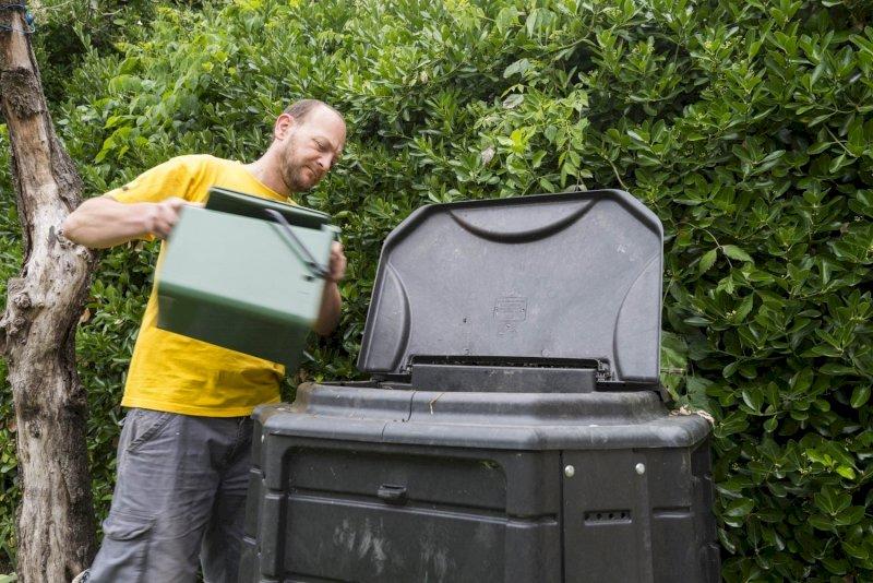 Distribution de composteurs