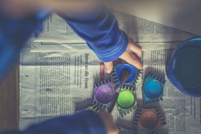 Découverte ludique de l'aquarelle pour les enfants
