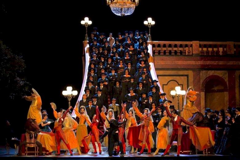 La Traviata, opéra