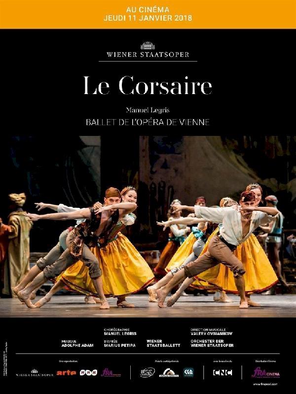 Ballet au Ciné Nova