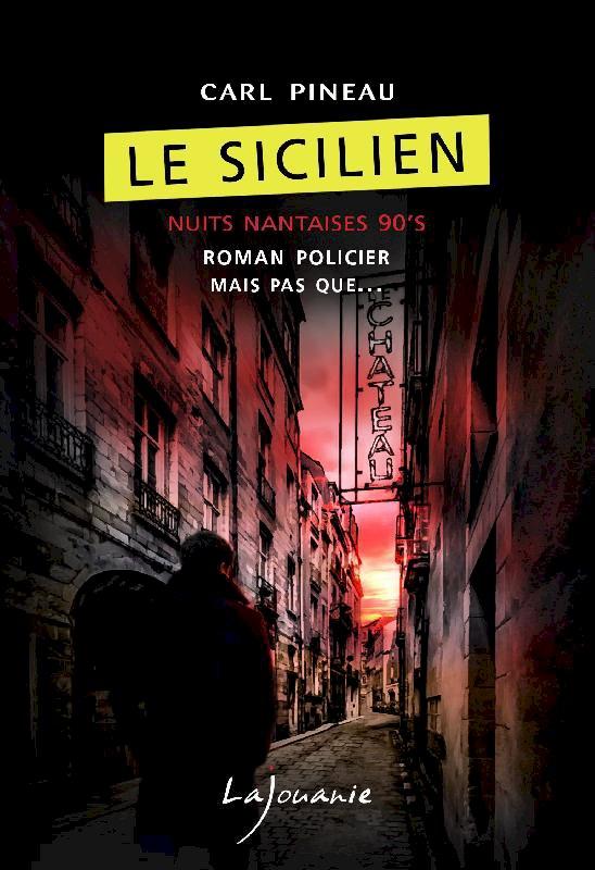 Le Sicilien Nuits Nantaises 90's, dédicace de Carl Pineau