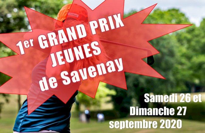 Association du Golf de Savenay - Grand Prix Jeunes 2020