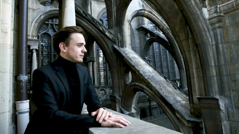Récital d'orgue par Thomas Ospital