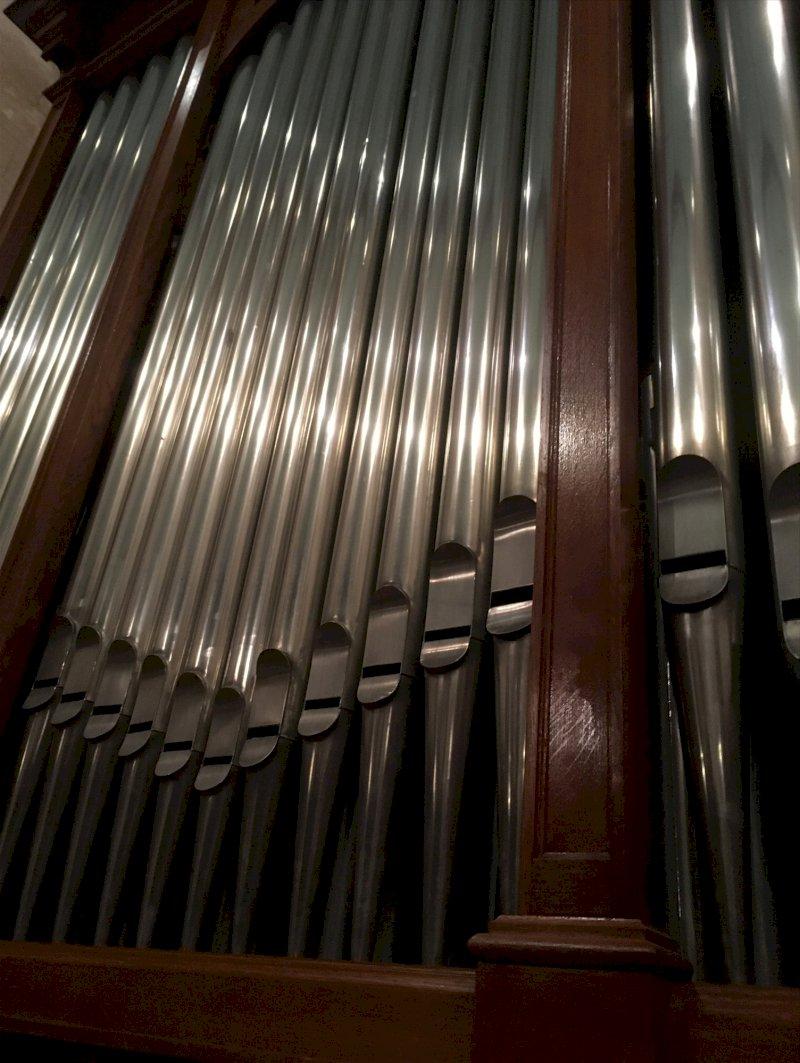 Concert virtuel de Pierre Queval à l'orgue
