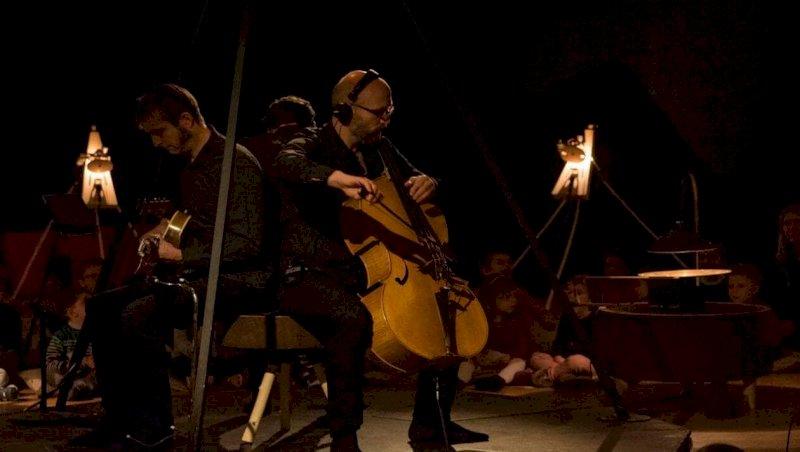 Nort-sur-Erdre. Trois spectacles intimes et sonores samedi | Presse Océan