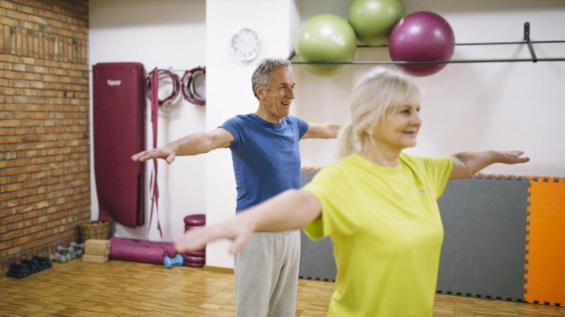 Réunion d'info sur les ateliers équilibre pour les 60 ans et +