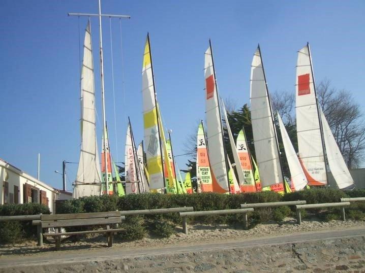Portes ouvertes du club nautique des Moutiers - Printemps des sports de nature