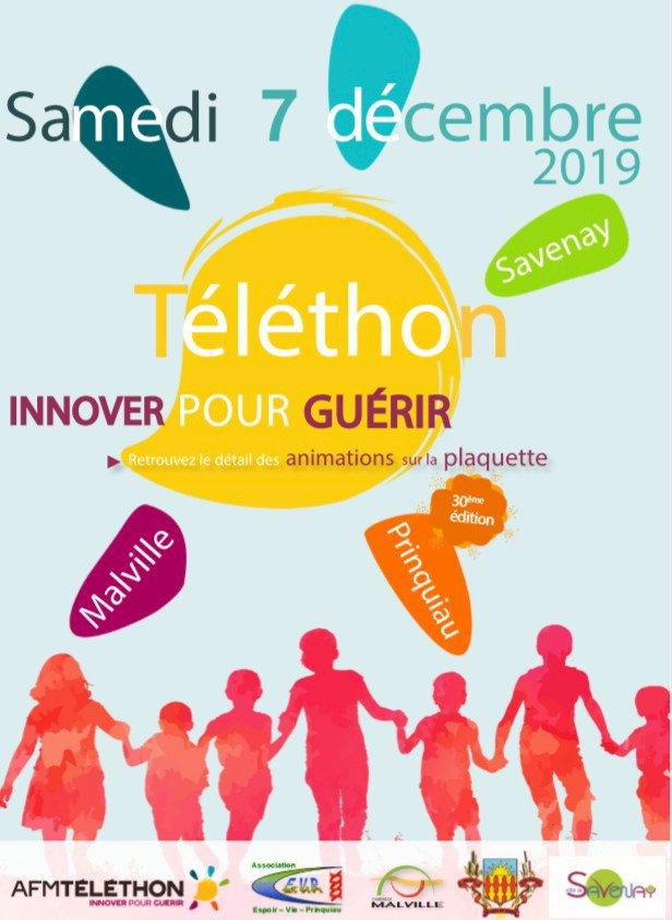TELETHON - 30è édition