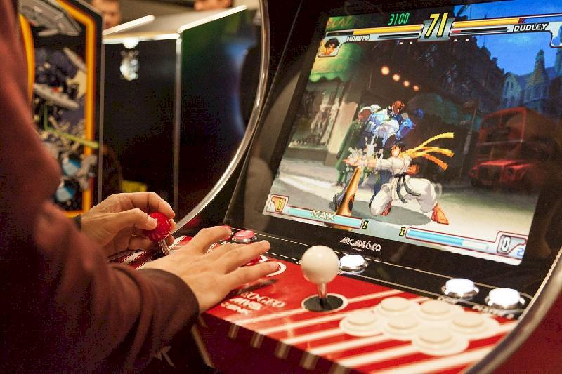 Les rencontres e-Media- Expo jeu Retro gaming
