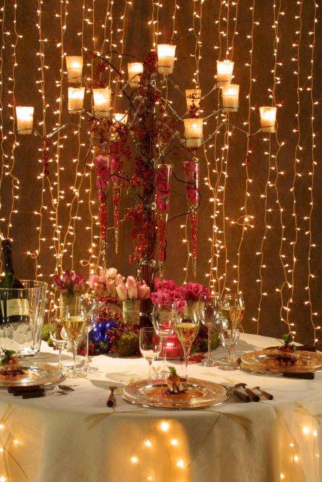 Table et menus de fêtes de Noël de nos amis restaurateurs, en vente à emporter