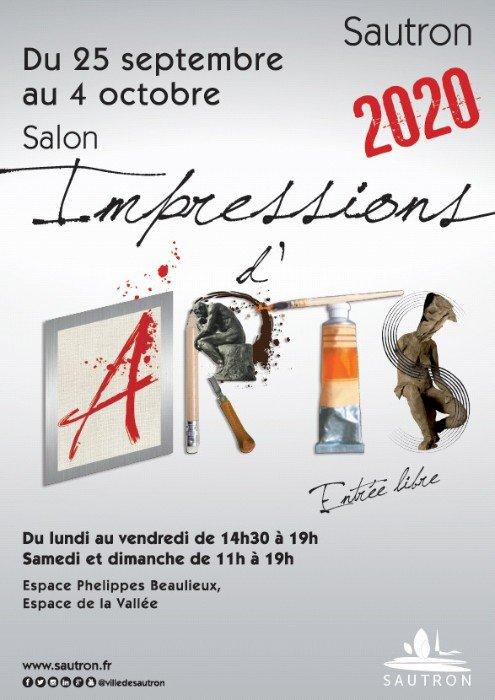 Salon Impressions d'Arts - Ville de Sautron