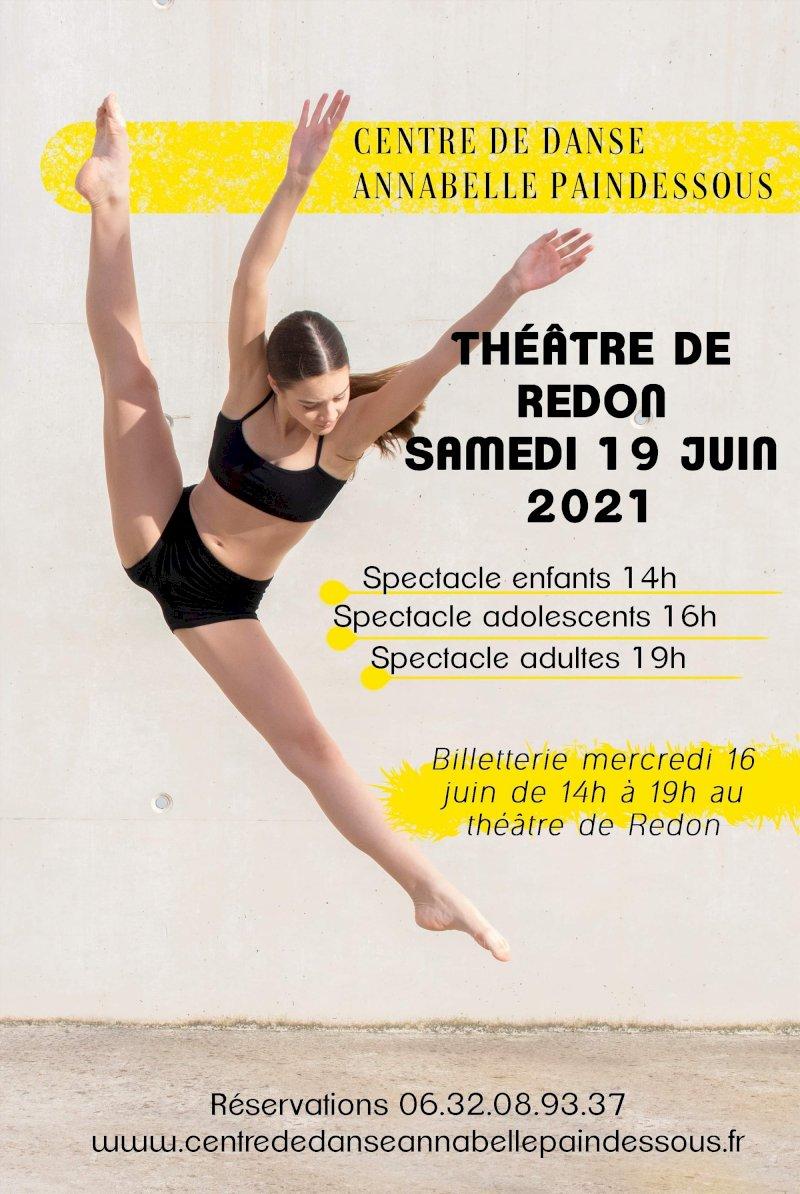 Centre de danse Annabelle Paindessous Redon (classique contemporain jazz hip-hop Street dance)