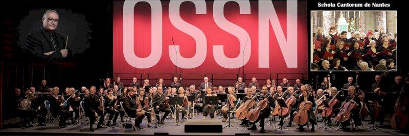 OSSN et la Schola cantorum de Nantes