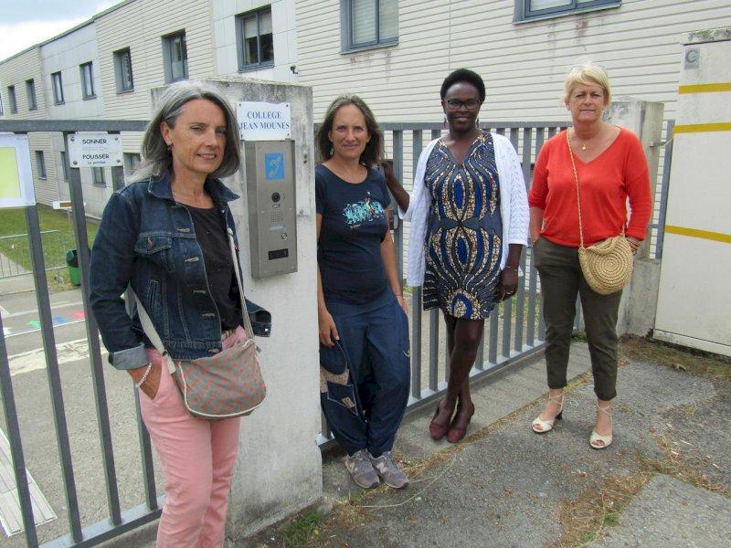Pornic : quelle rentrée pour les collégiens de Jean-Mounès ?