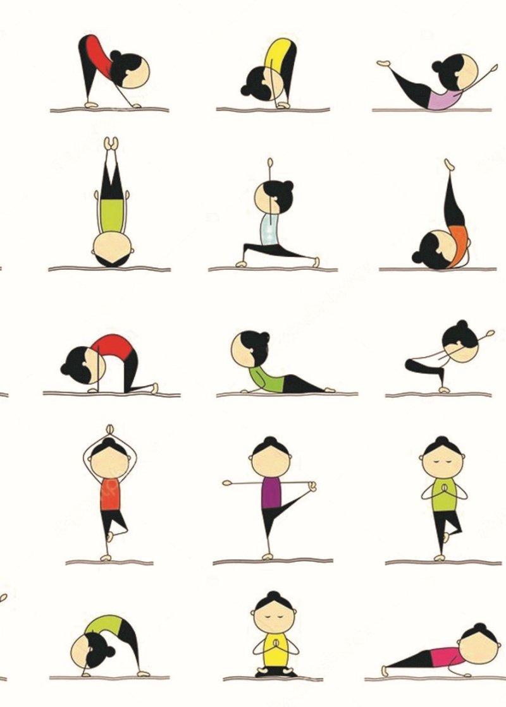 Atelier yoga : salutation au soleil