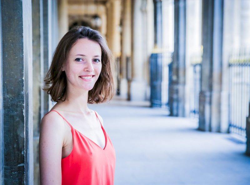 Récital d'orgue par Lucile Dollat