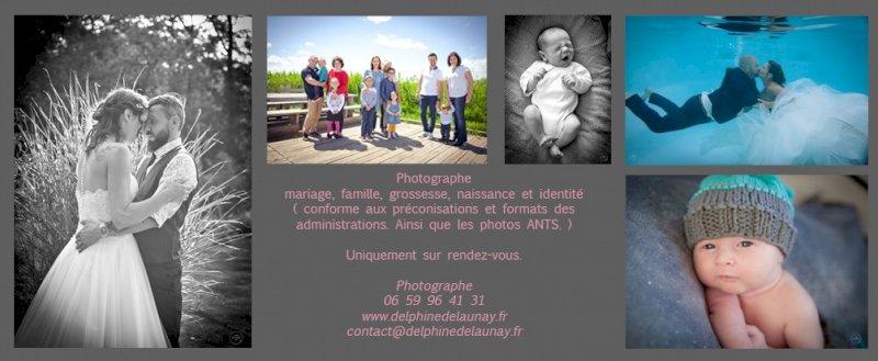 Photo d'identité (adultes, nouveaux nés, bébés et enfants)