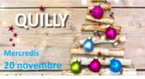 ATELIER DÉCO DE NOEL · QUILLY