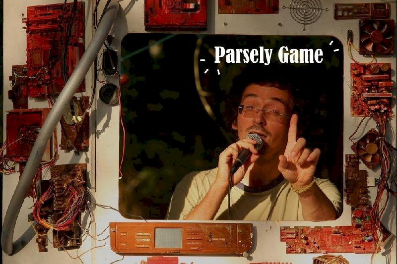 Les Rencontres e-Mediat, spectacle Parsely Game