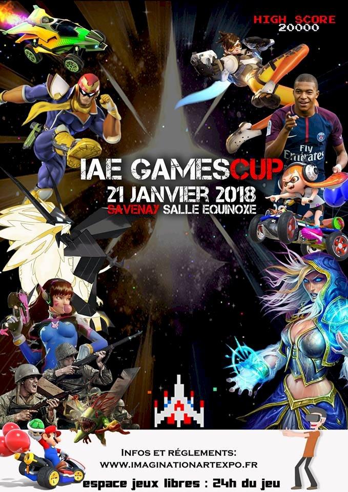 IAE GAMES CUP