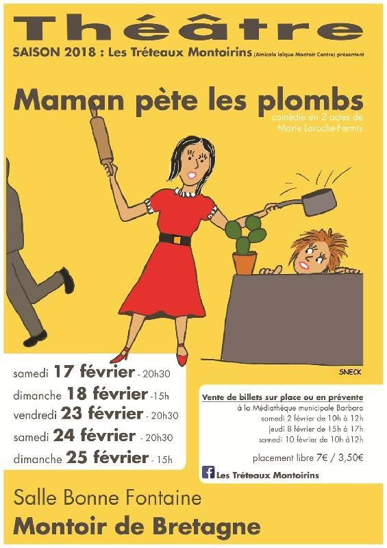 Maman pète les plombs
