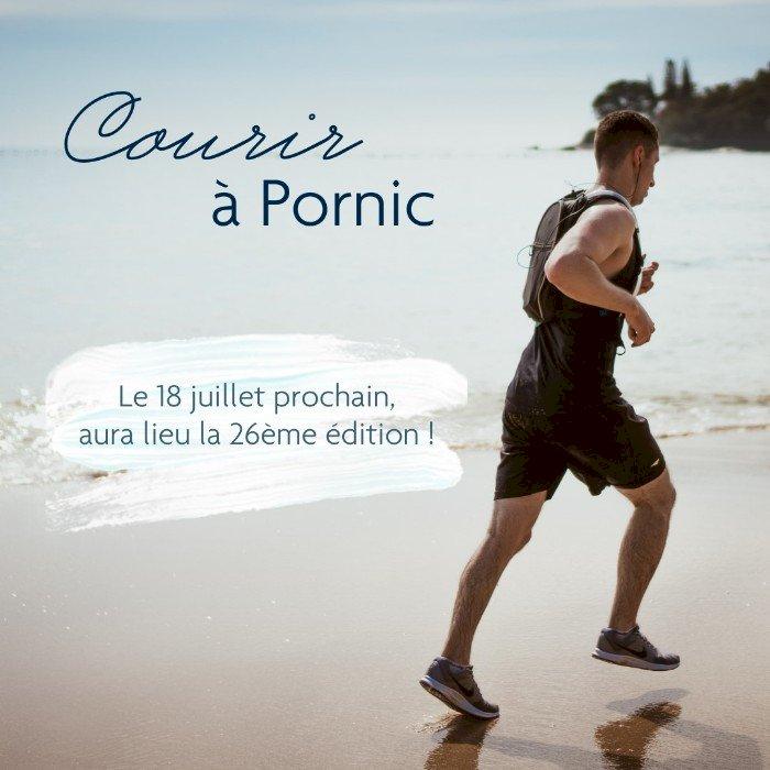 26 EME EDITION DE COURRIR A PORNIC LE 18 JUILLET 2021