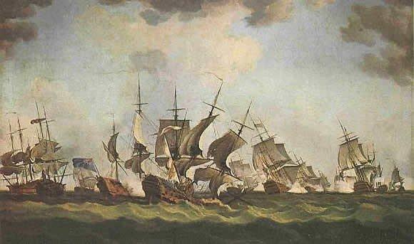 Conférence organisée par Pornic Histoire : La guerre de 7 ans en Amérique et le combat de la Restigouche 1760