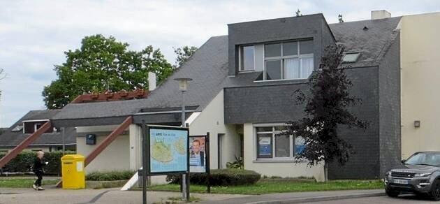 Bureau de poste de Sautron