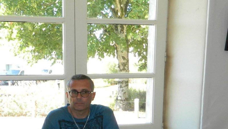 La Bernerie-en-Retz. Dédicace : un premier roman pour Fabrice Liaudet | Presse Océan